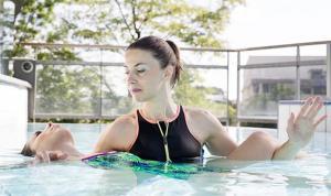 massage aquatique