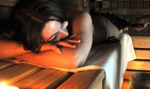 Rituel ancestral du sauna