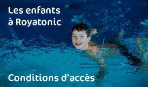 Les enfants a Royatonic