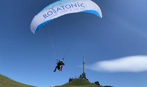flying puy de dome Royatonic