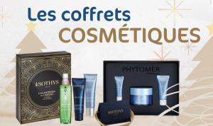 Les coffrets cosmetiques