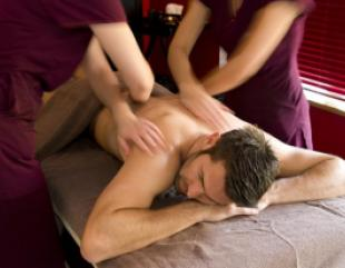 MASSAGE QUATRE MAINS