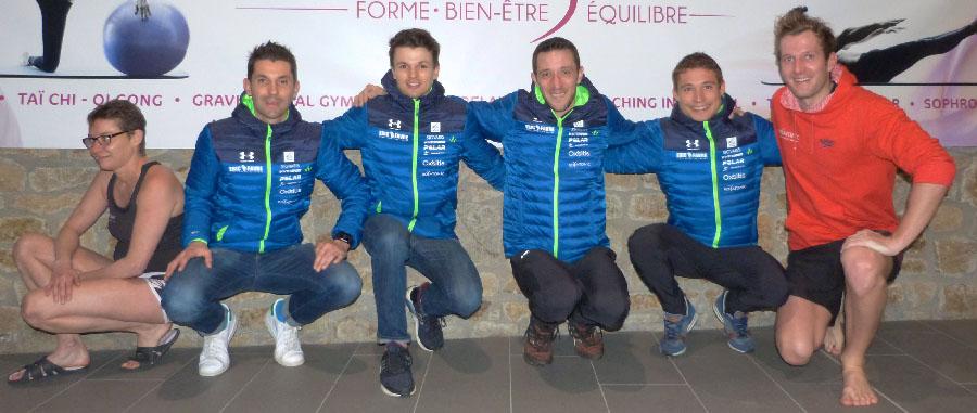 Team Eric Favre Trail