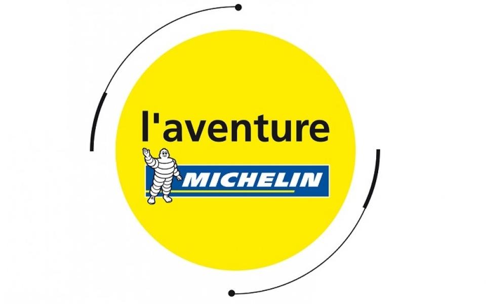 Logo L Aventure Michelin